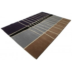 Abstract Bamboo Handtufted szőnyeg 200x300