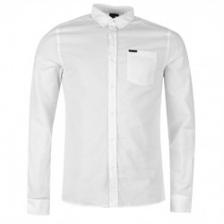 Hosszúujjú ing Firetrap Blackseal Basic Oxford fér