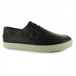 Mokaszin Lee Cooper Woven Lace Up fér.
