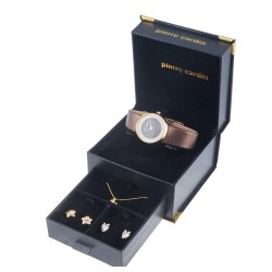 Pierre Cardin óra karóra PCX0312L11ajándékszett ékszerlery női