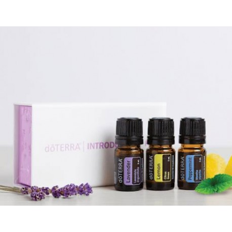 Introductory Kit - Lavender, Lemon, Peppermint