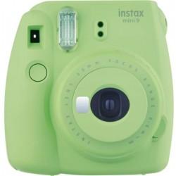 Fujifilm Instax Mini 9, citromzöld + 10x fotópapír