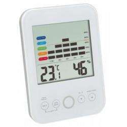 Digitális hőmérő higrométerrel TFA 30.5046.02 DIGITÁLISOK