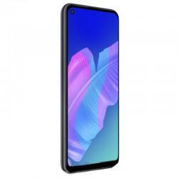 Huawei P40 Lite E 4GB/64GB Dual SIM kártyafüggetlen okostelefon, éjfekete (Android)