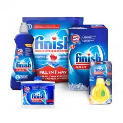 Finish mosogatógép kezdő csomag 5 részes