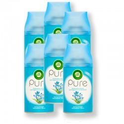 Air Wick Freshmatic Pure tavaszi szellő automata légfrissítő spray utántöltő, 6x250 ml