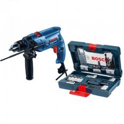 Bosch GSB 550 Professional ütvefúró + 41 részes tartozékkészlet