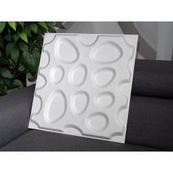 WallArt 3D Falpanel - Pebbles (kavicsok) - WallArt