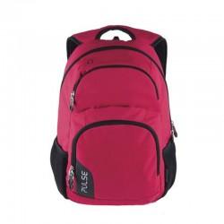 Pulse Element 2in1 hátizsák notebook tartóval, piros