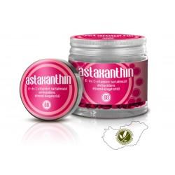 Astaxanthin (60db) multifunkcionális antioxidáns E és C-vitamin