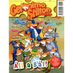 Geronimo Stilton 2012-2016 - Az összes magazin (33 db) egy csomagban
