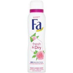 Fa deospray Fresh & Dry Pink Sorbet 150ml