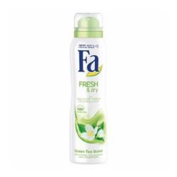 Fa deospray Fresh & Dry Zöld tea 150ml