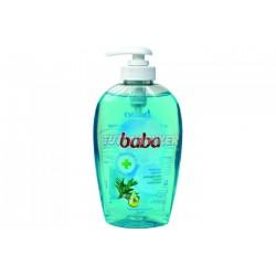 BABA foly.szappan 250ml Antibac teafa