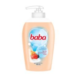 BABA foly.szappan 250ml Tej&Gyümölcs