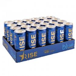 RISE NRG BLUEGRAPE 24x250ML /kékszőlő/
