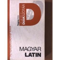 LATIN-MAGYAR DIÁKSZÓTÁR